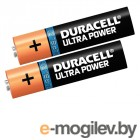 батарейки AAA - Duracell LR03 2BL Ultra Power 2 штуки