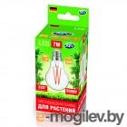 Светодиодные фитолампы Rev LED А60 E27 7W FILAMENT 575-650Нм PPF10 32416 4