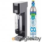 Сифоны для газирования воды Home Bar Smart 110 NG Black + балон 425г