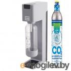 Сифоны для газирования воды Home Bar Smart 110 NG Silver + балон 425г