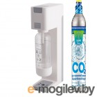 Сифоны для газирования воды Home Bar Smart 110 NG White + балон 425г