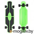 Скейты Y-SCOO Longboard Shark Tir Green-Black 408-G