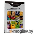 Спутниковое и кабельное ТВ Комплект цифрового телевидения Ростелеком OnLime TeleCard