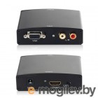 Цифровые конвертеры Espada VGA+R/L Audio to HDMI Adapter HCV0101