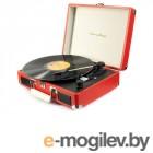 проигрыватели виниловых дисков SunnyDays SD01 Red