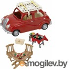 ролевые игры Sylvanian Families Семейный автомобиль Red 2002