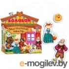 ролевые игры Vladi Toys Магнитный театр Колобок VT3206-09