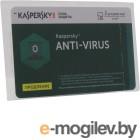 Программное обеспечение Программное обеспечение Kaspersky Anti-Virus Russian 2-Desktop 1 year Renewal Card KL1171ROBFR