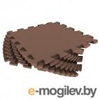Экопромторг Мягкий пол для детской Brown 33МП/4625