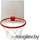 Баскетбольное кольцо KMS sport С сеткой (38см)