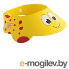 Козырек для мытья головы Roxy-Kids Желтый жирафик / RBC-492-Y
