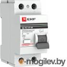Устройство защитного отключения EKF 2P-16А-30мА (электромеханическое)
