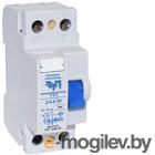 Устройство защитного отключения ETP 2P-63А-30мА (электромеханическое)