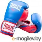 Боксерские перчатки Everlast Powerlock P00000727-10 / 10oz (синий/красный)