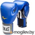 Боксерские перчатки Everlast Pro Style Anti-MB 2214U / 14oz (синий)
