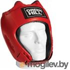 Боксерский шлем Green Hill Alfa Hga-4014 (S, красный)