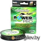 Леска плетеная Power Pro Moss Green 0.08мм / PP135MGR008 (135м)