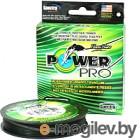 Леска плетеная Power Pro Moss Green 0.19мм / PP092MGR019 (92м)