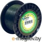 Леска плетеная Power Pro Moss Green 0.41мм / PPBI137041MG (1370м)