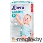 Libero Comfort 4 7-14 кг 80шт