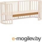 Опорная планка для кроватки Polini Kids Simple 910 (бук)