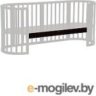 Опорная планка для кроватки Polini Kids Simple 910 (венге)