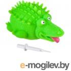 Все для праздника Шар надувной Bondibon Чудики Летящие Животные Крокодил ВВ2489