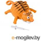 Все для праздника Шар надувной Bondibon Чудики Летящие Животные Тигр ВВ2484