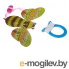 игры для активного отдыха Bondibon Чудики Воздушный змей Мини Полёт Пчела ВВ2494