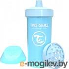 Поильник Twistshake Kid Cup Pastel Blue / 78280 (360мл, пастельный синий)