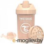 Поильник Twistshake Crawler Cup Pastel Beige / 78277 (300мл, пастельный бежевый)