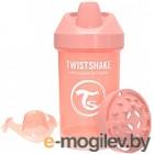 Поильник Twistshake Crawler Cup Pastel Peach / 78320 (300мл, пастельный персиковый)