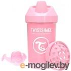 Поильник Twistshake Crawler Cup Pastel Pink / 78273 (300мл, пастельный розовый)