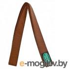 Пояс для кимоно Green Hill KBO-1014 (коричневый)