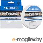 Леска монофильная Shimano Trout 0.225мм / TRO15022 (150м)
