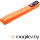 Пояс для кимоно RuscoSport 280см (оранжевый)