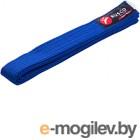 Пояс для кимоно RuscoSport 280см (синий)