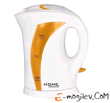 HOME ELEMENT HE-KT102 white/orange