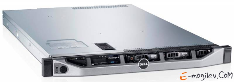 "Dell PowerEdge R420 Intel Xeon 2x E5-2470v2 2.4GHz 25Mb 2x8Gb 2RLV RD 1.6 noHDD 2.5"" max8 DVD-RW H710p iD7En 2x550W NBD3Y (210-39988-75)"