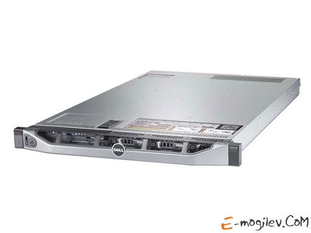 "Dell PowerEdge R620 Intel Xeon 2x E5-2650 2GHz 20MB 4x8Gb 2RLV RD 1.3 SAS 2x300Gb 10K 2.5"" max8 DVD-RW H710 iD7En BR5720 2x750W PNBD3Y (210-39504-125)"