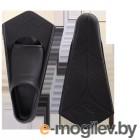 Ласты ARENA Powerfin 95218 51 (р-р 39-40, Black/Silver)