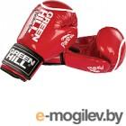 Боксерские перчатки Green Hill Panther BGP-2098 / 12oz (красный)