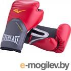 Боксерские перчатки Everlast Pro Style Elite P00001243 / 12oz (к/з, красный)