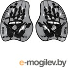 Лопатки для плавания ARENA Vortex Evolution Hand Paddle 95232 15 (р-р L, silver/black)