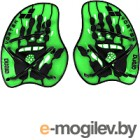 Лопатки для плавания ARENA Vortex Evolution Hand Paddle 95232 65 (р-р L, acid lime/black)