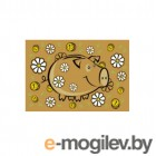 Коврики напольные Sunstep Fresh Свинка 40x60cm 35-113
