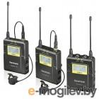 микрофоны для фотоаппаратов Saramonic UWMIC9 2-х канальный TX9+TX9+RX9