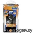 Gillette FUSION ProGlide Styler Стайлер с 1 сменной кассетой Power + 3 насадки для бороды/усов