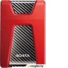 Внешний накопитель A-Data DashDrive Durable HD650 AHD650-1TU31-CRD 1TB (красный)