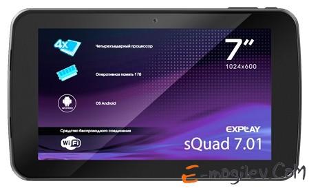 Explay SQuard 7.01 blue